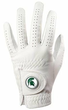 Michigan State Spartans MSU NCAA Left Handed Golf Glove Xlarge by SunTime.   28.95. Your 5ab8b82cf