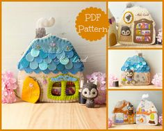 Mouse book shop and home activity book. Soft book This PDF sewing pattern is to make a felt book with a tiny doll . This pattern is hand sewn. Owl House, Felt Quiet Books, Home Activities, Indoor Activities, Summer Activities, Tiny Dolls, Busy Book, Christmas Books, Felt Fabric