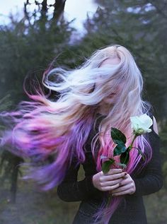 ....the wind in her hair <3