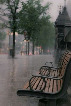 I love rain. I love the smell of rain. I love the sound of rain. I love the feeling in the rain. Walking In The Rain, Singing In The Rain, I Love Rain, Rain Photography, Loneliness Photography, Rainy Day Photography, Photography Ideas, Rain Days, Rainy Night