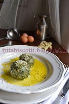 Tritabiscotti: Canederli di Ortiche e Prescinseua: seconda ricetta per l'MTChallenge N°44!