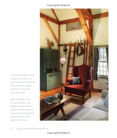 earlyamericancountryinteriors by tim tanner.