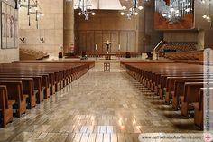 Cathedral of Our Lady of the Angels, Los Angeles, California.