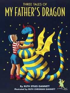 Three Tales of My Father's Dragon: 50th Anniversary Ed:Amazon:Kindle Store