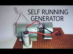 Free Energy Generator requiring Zero Electricity for field power: 100% Genuine - YouTube