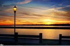"""One Brave"" Picture-A-Day (PAD n.2771) ...  Beautiful sunset tonight that we got to enjoy before heading out for dinner.  Get your own here:  http://www.dangrabbit.com/photography/pad/02_17_onebrave . . . . .  Fineart photography - Sunset at the marina - Long Island, NY​ - by Amy​ DangRabbit"