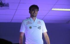 """Com estratégia inovadora, Santos lança uniforme """"coladinho"""" da Kappa  http://santosjogafutebolarte.comunidades.net/deixe-o-seu-placar-para-santos-x-sao-bernardo-aqui"""