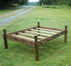 Deprecated: Function ereg_replace() is deprecated in /home/sonofeinar/public_html/enc/metatitle.php on line 6 A Century Norwegian Bed Viking Bed, Viking Camp, Viking Life, Medieval Bed, Medieval Life, Larp, Medieval Furniture, Viking Reenactment, Bedding Inspiration