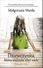 """Czytajmy Dobre Książki: Małgorzata Warda """"Dziewczynka, która widziała zbyt wiele"""" Hand Lettering, Books, Magick, Literatura, Author, Libros, Handwriting, Book, Calligraphy"""