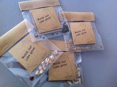 Wedding Gift Ideas To Send : wedding favors wedding gifts wedding ideas seeds diy ideas cute ideas ...