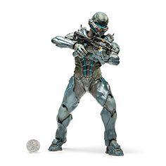 Halo 5: Guardians- Spartan Locke Deluxe Figure   ThinkGeek