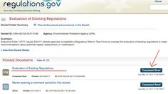 EPA Comments May 1-3