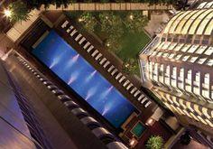 Bangkok : Anantara Sathorn Hotel Pool