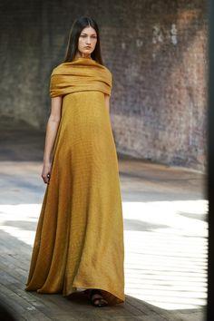 MBFWNY // The Row: Von A-Linien, Wickeltechnicken & einem Designerwechsel | Jane Wayne News