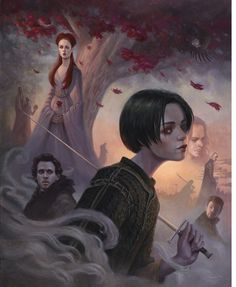 Arya Stark - Game of Thrones - Mia Araujo