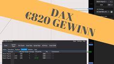 DAX +820 EUR Gewinn - TRADE-ERKLÄRUNG ! #tradenlernen #daytradinglernen #dax30 Coaching, Accounting, Positivity, 28 Years Old, Technical Analysis, Mindset, Training, Earn Money, Sustainability
