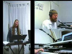 Live Video Broadcast - Spontaneous Worship - Lilyband Psalmist Ministry