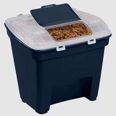 Keep Your Petu0027s Dry Food Fresh And Handy In This Smart Storage Deal Of The  Day U003eu003eu003e Http://amzn.to/2ci3Y3L | Gregu0027s Cool Stuff! | Pinterest | Pug Life,  U2026