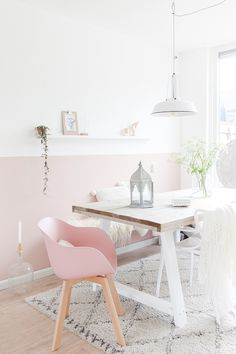 Whatever it is, we have selected a few home office ideas that are not only beautiful, but they will also help you get some work done at home! Decor, Interior, Interior Inspiration, Living Dining Room, Modern Office Decor, Home Decor, House Interior, Home Deco, Interior Design