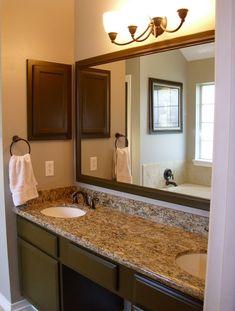 Bathroom Mirror Ideas Diy For A Small Bathroom