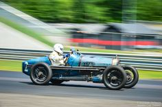 Sandy Leith Bugatti Special.