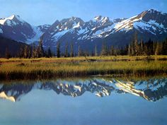 Mirror Lake, Alaska