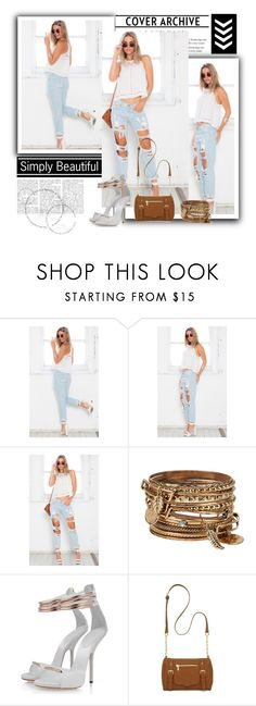 """""""Showpo 50"""" by gaby-mil ❤ liked on Polyvore featuring мода, ALDO, Posh Girl и New Directions"""