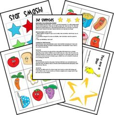 The Sneetches Lesson Plans, Unit Study, Printables; matches: The 20th Century Children's Book Treasury from the Sonlight Preschool Program