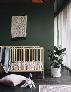 For the Bedroom Baby Nursery: Easy and Cozy Baby Room Ideas for Girl and Boy… – Colorful Baby Rooms Baby Bedroom, Nursery Room, Boy Room, Girl Nursery, Kids Bedroom, Nursery Decor, Bedroom Decor, Nursery Ideas, Room Baby