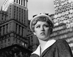 Untitled Film Still #21 by Cindy Sherman