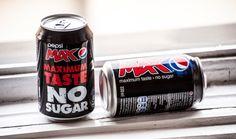 Maximaler Colageschmack ohne Zucker, dass ist die zuckerfreie Alternative des Pepsi-Klassikers.