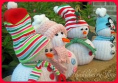 Well, let me be the one to officially say it 'Christmas is ONE WEEK AWAY!' and if any of you are like me, you still feel like there is. Christmas Toilet Paper, Christmas Ornament Crafts, Christmas Crafts For Kids, Christmas Projects, Christmas Fun, Holiday Crafts, Sock Snowman Craft, Sock Crafts, Snowman Crafts