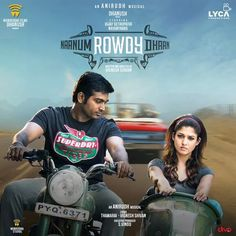 #Dhanush productions #VijaySethupathi in #NaanumRowdyDhaan #Thangamey Single Track from tomorrow @NanumRowdyDhaan