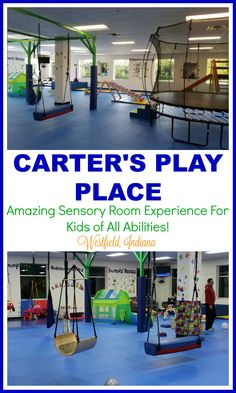 Carter's Play Place: An Amazing Sensory Room Experience For Kids of All Abilities
