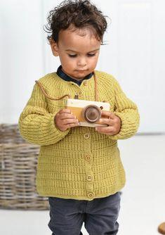 #knit #pattern for #kids from Sandes garn