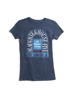 Slaughterhouse-Five Women's tee on Out Of Print