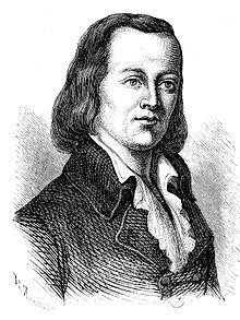 """Claude Chappe (1763 – 1805) was a French inventor who in 1792 demonstrated a practical semaphore system that eventually spanned all of France. This was the first practical telecommunications system of the industrial age, making Chappe the first telecom mogul with his """"mechanical internet."""""""