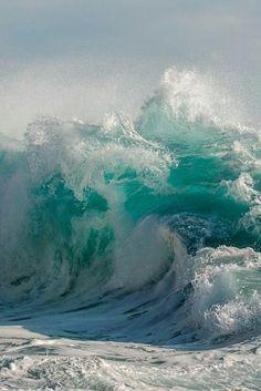 Ocean life, beautiful ocean, amazing nature, beautiful world, beautiful No Wave, Water Waves, Sea Waves, Sea And Ocean, Ocean Beach, Ocean Sunset, Blue Beach, The Sea, Summer Beach