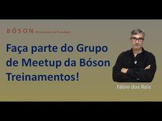 Junte-se ao grupo de #Meetup da Bóson Treinamentos em Tecnologia