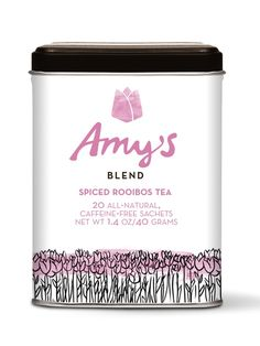 Caribou Coffee Amy's Blend Packaging