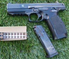Modern Firearms - Lebedev PL-15 pistol (Russia)