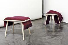 Mildred stool fra danish monq