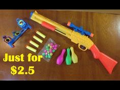 China Fake Nerf Gun for $2.5 - YouTube