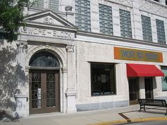 Swope Art Museum, Terre Haute by Indiana Landmarks, via Flickr