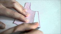 Como adaptar un patrón de costura para premamá (Cose-Conmigo blusa Carme...