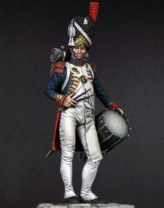 Drummer of the Grenadier Guards, 1812