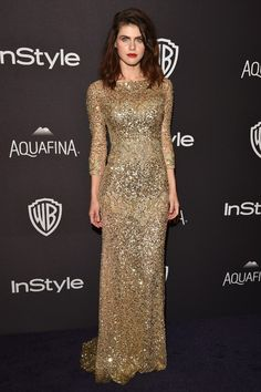 The+Golden+Globes+Looks+You+Didn't+See+via+@WhoWhatWear
