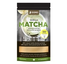 Domo stone-ground matcha tea is made with authentic matcha and all-natural vanilla, with no cholesterol and no saturated or trans fats. Everyone knows about the health benefits of drinking Japanese green tea. But not everyone realizes that matcha tea. Coconut Water, Coconut Milk, Matcha Health Benefits, Green Tea Ice Cream, Organic Matcha, Tea Latte, Tea Packaging, Natural Flavors, Yummy Food