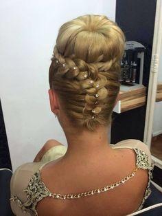 Braid -Bun Hairstyles - Best hairstyles - sadekadinlar