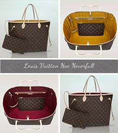 Louis Vuitton Neo Neverfull, New Neverfull Bag, Mimosa, Fuchsia, louis vuitton new colors fall winter 2014 limited edition- MY NEXT PURCHASE!!!!!!